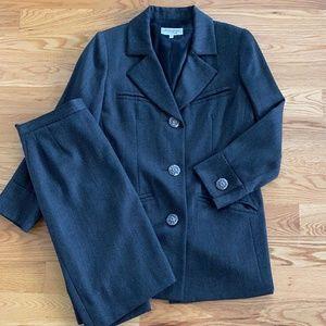 Yves Saint Laurent Vintage Jacket & Skirt (40/8)